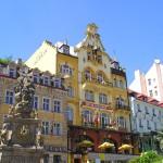 Karlovy Vary Private Tour Prague Airport Transfers